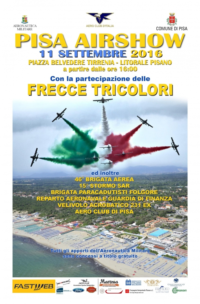 MAF 2016 - Aero Club di Pisa